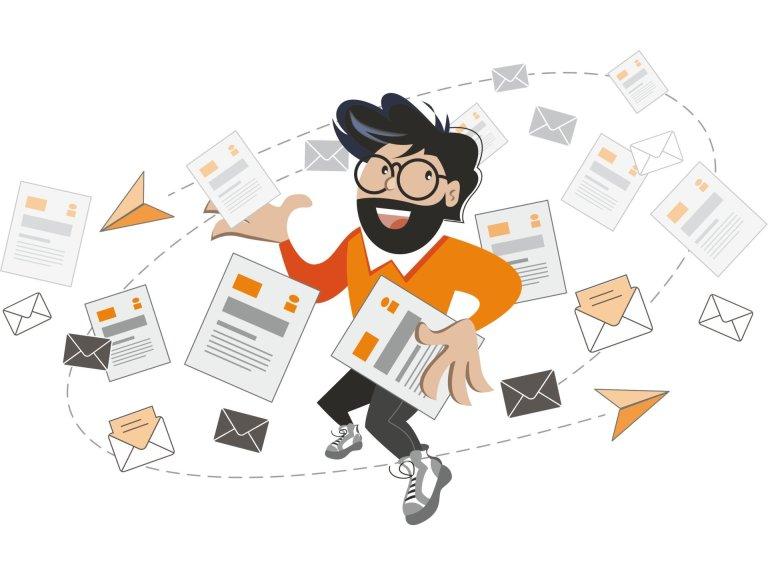 Kundenverwaltung CRM Rechnungssystem